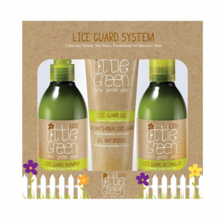 Комплект против въшки Little Green Kids Lice Guard