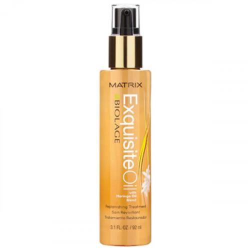 Олио за всеки тип коса с масло от Моринга 92 мл Matrix Bio Exquisite Moringa Oil Blend
