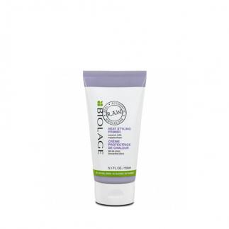 Натурално термо-мляко за стилизиране на боядисана коса 150 мл Biolage RAW Color Care Hair Styling Primer