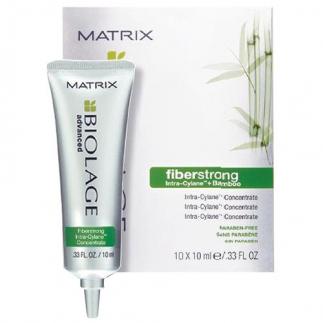 Серум за изтощена и слаба коса Matrix Bio Fiberstrong Cera-Repair 10 мл