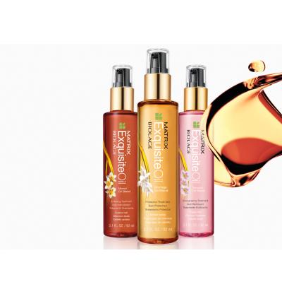Biolage Exquisite Oil За всеки тип коса