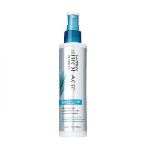 Спрей за слаба коса с кератин Matrix Biolage KeratinDose 200 мл