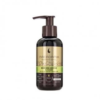Подхранващо олио за нормална до плътна коса 125 мл Macadamia Professional Nourishing Moisture Oil Treatment