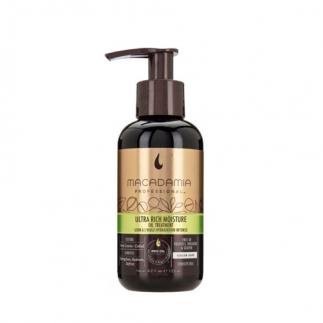 Ултрахидратиращо олио за гъста и плътна коса 125 мл Macadamia Professional Ultra Rich Moisture