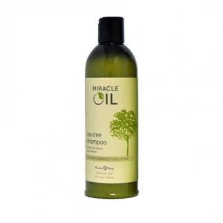 Шампоан с масло от чаено дърво и коноп Miracle Oil Shampoo 473 мл