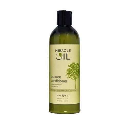 Балсам с масло от чаено дърво и коноп Miracle Oil Conditioner 473 мл