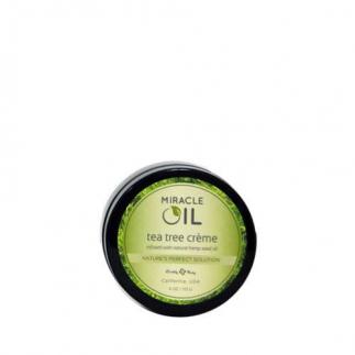 Крем за ръце и тяло с масло от чаено дърво и коноп 118 мл Miracle Oil Creme