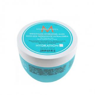 Маска за хидратация на тънка и суха коса 500 мл Moroccanoil Weightless Hydrating mask
