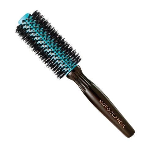 Четка за коса с естествен косъм Moroccanoil 25 мм