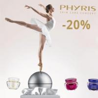 Красиво лице с PHYRIS и 20% отстъпка през ЮЛИ