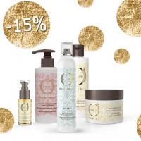 Течното злато на Мароко за божествена коса OLIOSETA с -15%
