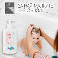Как да накарате детето да заобича къпането?