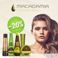 Купи с 20 % отстъпка продуктите на Макадамия до края на януари!