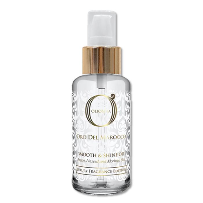 Арганово олио за гладка и блестяща коса 30 мл Olioseta Oro Del Marocco Smooth & Shine Oil