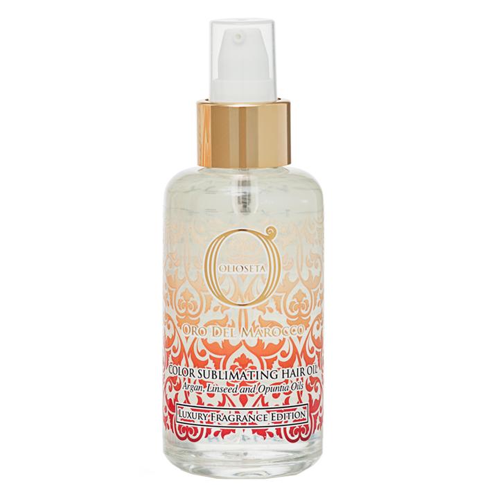 Арганово олио за боядисана коса 100 мл Olioseta Oro Del Marocco Color Sublimating Hair Oil