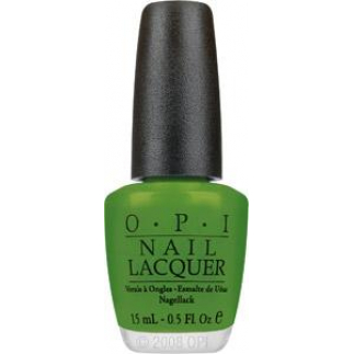 Лак за нокти OPI Green-which village 15 мл