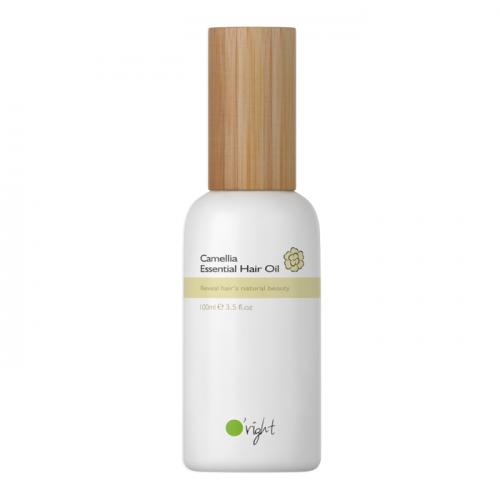 Подхранващо олио с масло от Камелия 100 мл Oright Camellia Essential Oil
