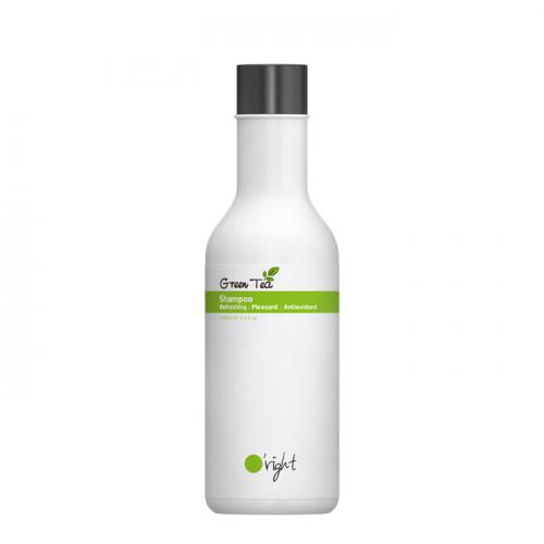 Възстановяващ шампоан със зелен чай Oright Green Tea 100 мл