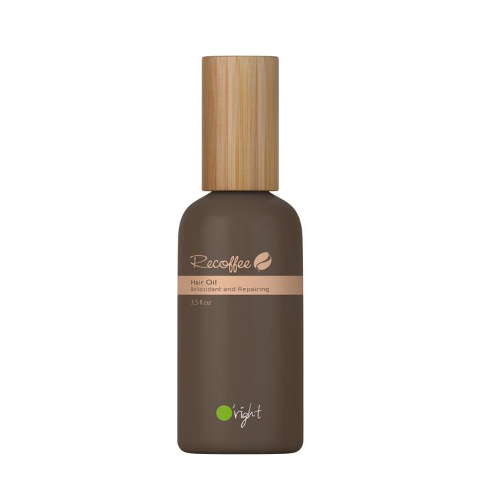 Олио за коса с кафе Oright Recoffee Antioxidant and Repairing Oil 100 мл