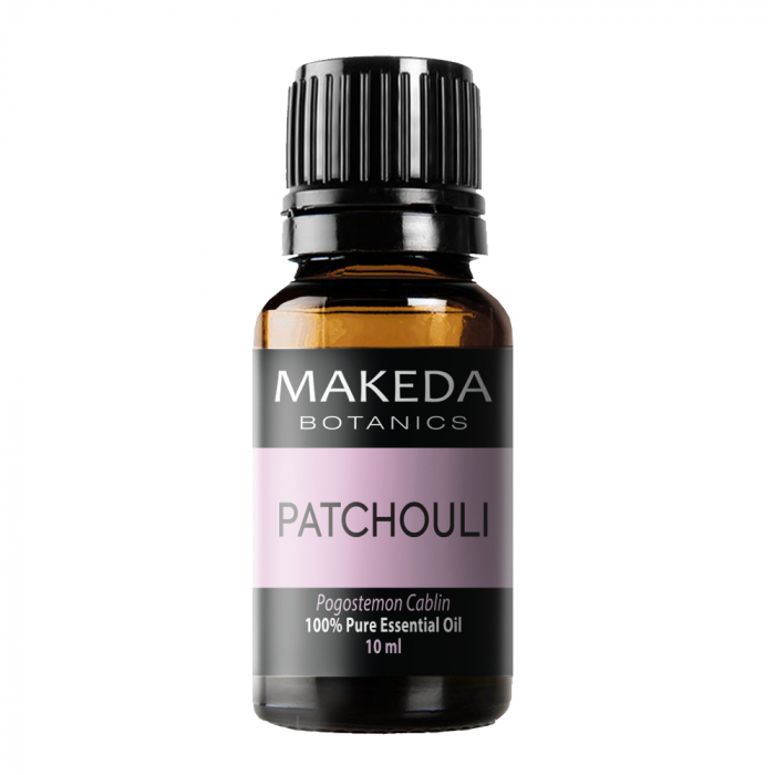 Етерично масло MAKEDA Botanics Пачули (PATCHOULI) терапевтичен клас 10 мл