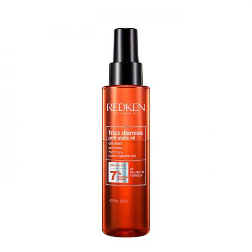 Изглаждащо спрей-олио за непокорна коса 125 мл Redken Frizz Dismiss Anti-Static Oil Mist