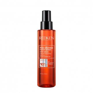 Изглаждащ серум за непокорна коса при влажно време 125 мл Redken Frizz Dismiss Instant Deflate Oil-In Serum