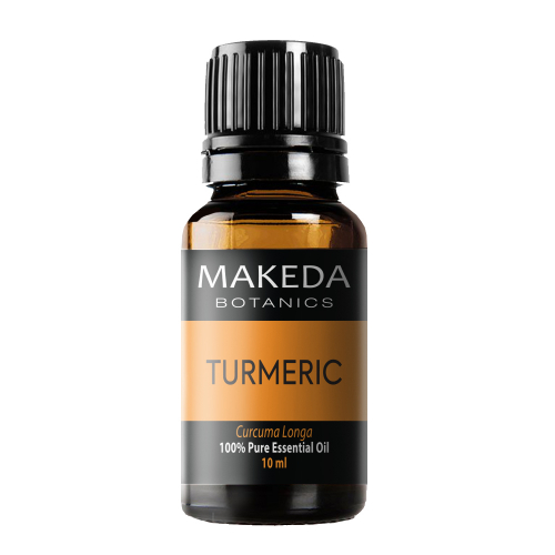 Етерично масло MAKEDA Botanics Куркума (TURMERIC) терапевтичен клас 10 мл