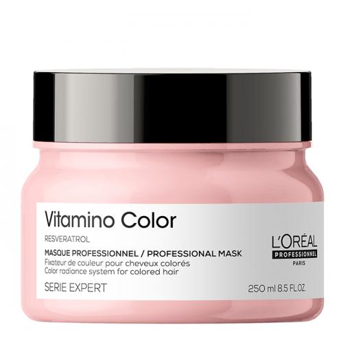 Маска за освежаване на цвета Loreal Professionnel Vitamino Color Resveratrol 250 мл