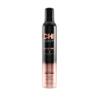 Лак за коса с гъвкава фиксация CHI Black Seed Flexible Hold Hair Spray 340 гр