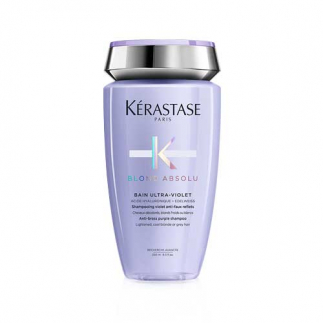 Шампоан за неутрализиране на топлите нюанси 250 мл Kerastase Bain Ultra Violet