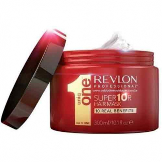 Маска 10 в 1 300 мл  Uniq ONE Superior Hair Mask