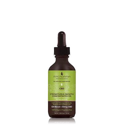 Concentrated Oil Концентрирано олио за здрава и гладка коса