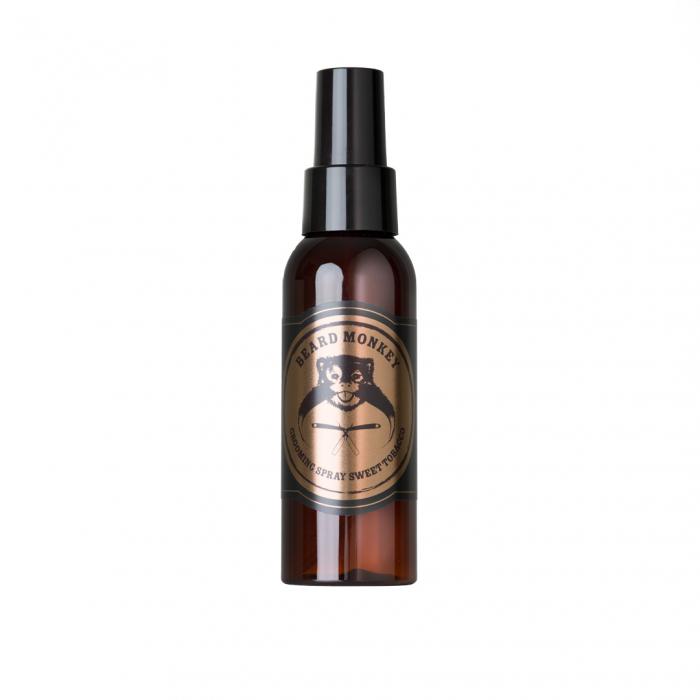 Спрей за брада и коса с аромат на сладък тютюн 100 мл Beard Monkey