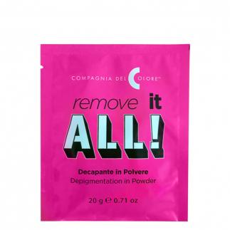 Изсветляваща пудра Compagnia Del Colore Remove It All 20 г