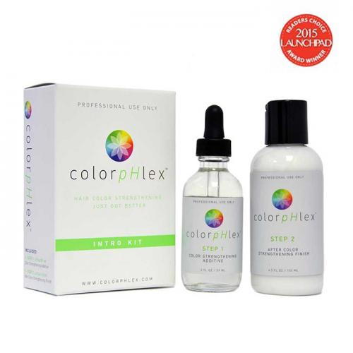 Система за предпазване на косата при боядисване и изрусяване ColorpHlex