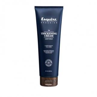 Крем за уплътняване на косата лека фиксация ESQUIRE The thickening cream 237 мл