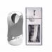 Четка за коса IKOO Oyster Metallic (бяла основа)