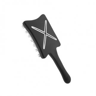 Плоска четка за изсушаване Ikoo Beluga Black Paddle X Pops