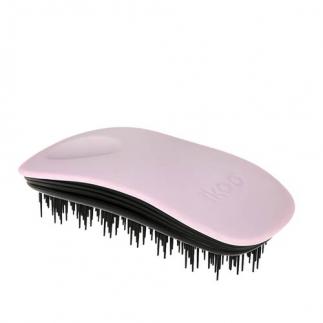 Четка за коса IKOO Cotton Candy (черна основа)