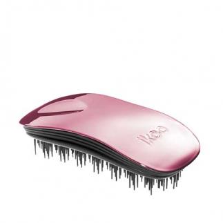 Четка за коса IKOO Rose Metallic (черна основа)