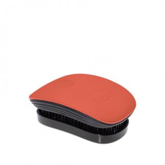 Компактна четка с капаче IKOO Orange Blossom Pocket (черна основа)