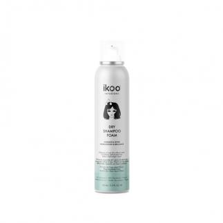 Сух шампоан за хидратация и блясък 150 мл IKOO Dry Shampoo Foam Hydrate and Shine
