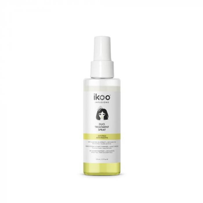 Изглаждащ спрей IKOO Duo Treatment Spray - Anti-Frizz 100 мл