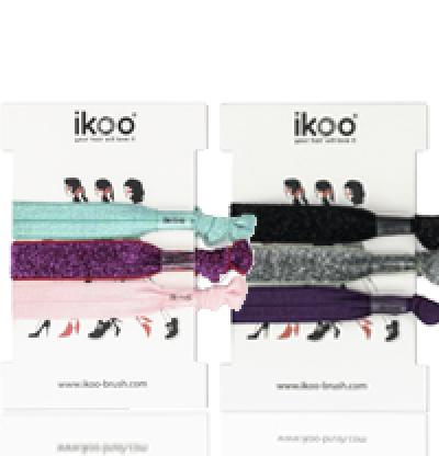 IKOO Hair Bands Ластици за коса