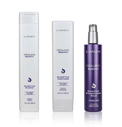 Healing Smooth За изглаждане на непокорна коса