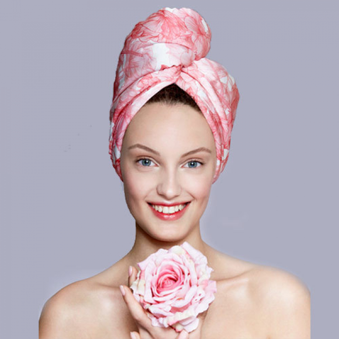 Дизайнерска кърпа за коса Aglique Alma сатенена