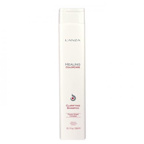 Детоксикиращ шампоан за боядисана коса 300 мл LANZA Color Care Clarifying Shampoo