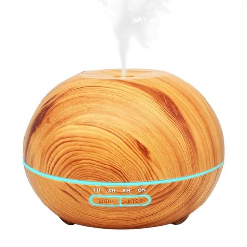 Ултразвуков дифузер за ароматерапия MAKEDA BotanicsMEDITATION /Light/ 400 мл