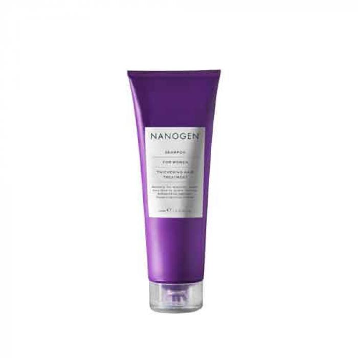Уплътняващ шампоан за жени 240 мл Nanogen Thickening Treatment Shampoo For Women