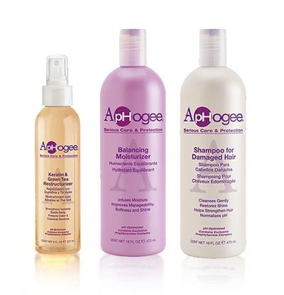 ApHogee За възстановяване на суха коса